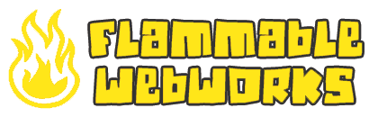 flammable WEBWORKS